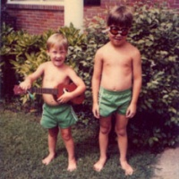 Boys in Green Shorts: June 16, 1982.